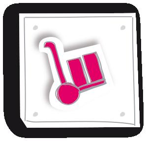 Pictogramme Transport et Logistique