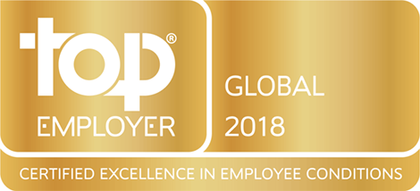 saint gobain top employer global 2018